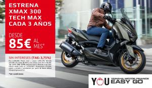 XMAX300 TechMax YouEasyGo