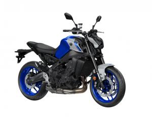 MT09 Icon Blue