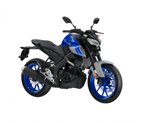 MT125 Icon Blue