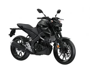 MT125 Tech Black