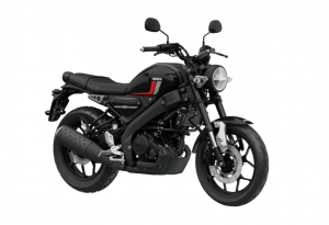 XSR125 Tech Black
